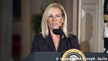 USA Washington Kirstjen Nielsen