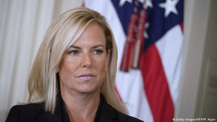 Kirstjen Nielsen (Getty Images/AFP/M. Ngan)