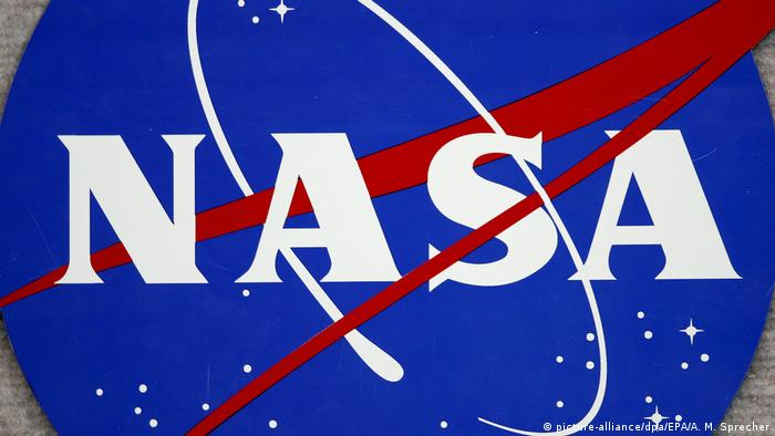 NASA-Logo (picture-alliance/dpa/EPA/A. M. Sprecher)