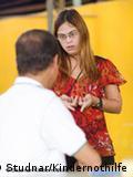 Gisele Lopes, vice-coordenadora do Cervac