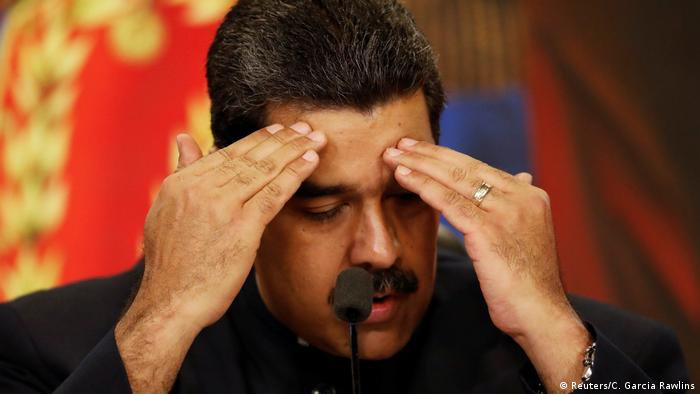 Nicolas Maduro (Reuters/C. Garcia Rawlins)