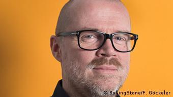 Sebastian Zabel - Chefredakteur des deutschen Rolling Stone Magazins