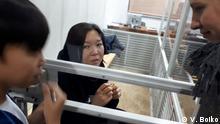 Zhanara Akhmetova - Journalistin aus Kasachstan die Inhaftiert wurde