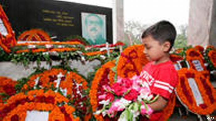 Unabhängikeitsfeier in Bangladesh (AP)