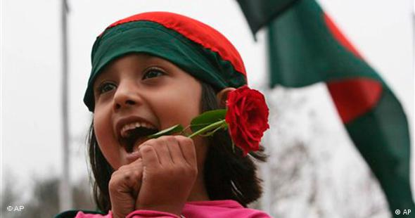 Unabhängikeitsfeier in Bangladesh