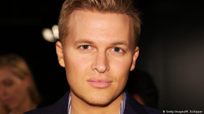USA Journalist Ronan Farrow (Getty Images/M. Schipper)