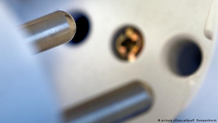Звичайна розетка мало придатна для заряджання електромобілів