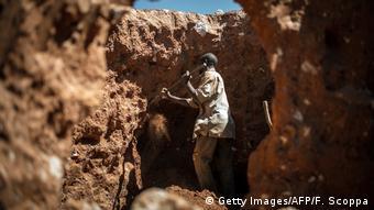 Un cinquième de la production de cobalt en RDC est extrait dans des mines artisanales