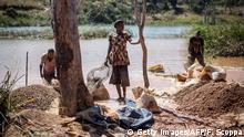 Kobaltminen in der Demokratischen Republik Kongo