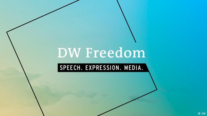 Teaser groß | DW Freedom Speech. Expression. Media. (DW)