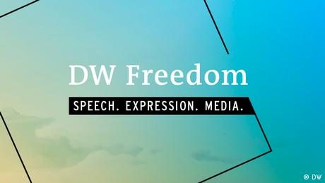 Teaser klein | DW Freedom Speech. Expression. Media.