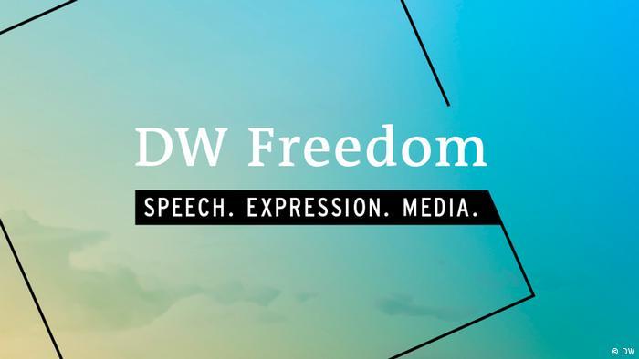 Teaser klein | DW Freedom Speech. Expression. Media.