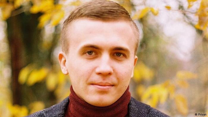 Журналіст програми Схеми Михайло Ткач (архівне фото)
