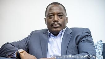 Joseph Kabila Präsident der Demokratischen Republik Kongo