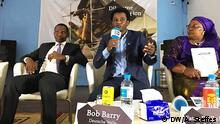 Guinea DW Debatte über Flucht und Migration
