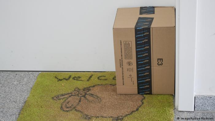 Amazon delivery drivers now let themselves into your home | Business