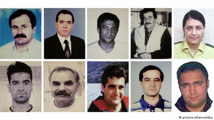 Victims of the NSU terror group (picture-alliance/dpa)