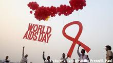 Welt-AIDS-Tag (picture-alliance/Pacific Press/S. Paul)
