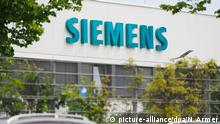 Deutschland Elektronikkonzern Siemens in Fürth
