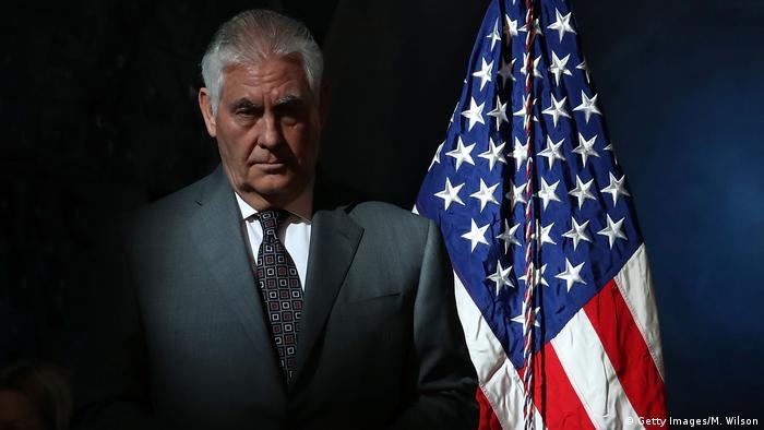 USA Rex Tillerson Symbolbild