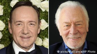 Kevin Spacey, Christopher Plummer: (picture-alliance/AP Photo)