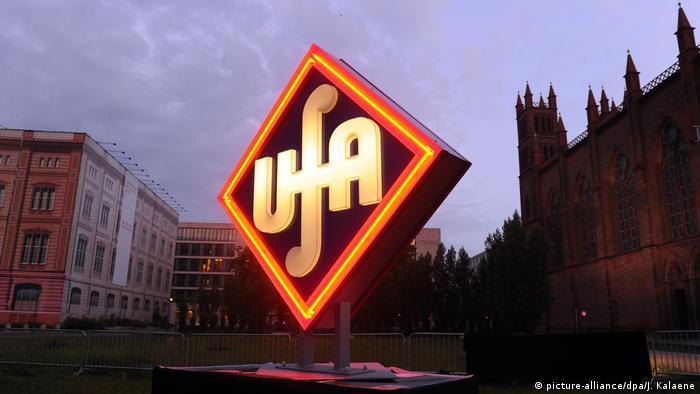Universum Film AG - UFA - Logo
