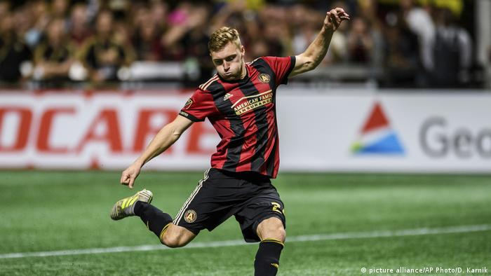 Fußball Julian Gressel Atlanta United (picture alliance/AP Photo/D. Karnik)