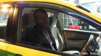 Mosambik | Taxifahrer Candido Silvestre Magujele