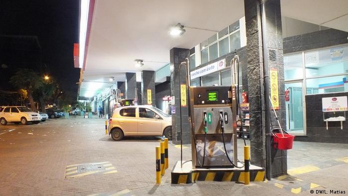 Mosambik | Tankstelle