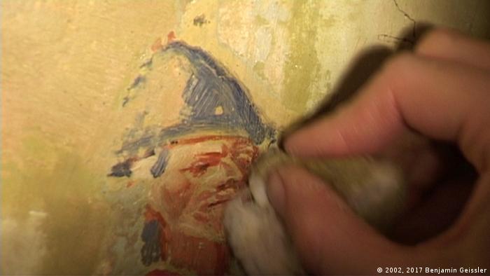 Беньямін Ґайсслер шукав у Дрогобичі фрески Бруна Шульца