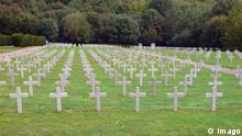 Deutschland 1. Weltkrieg Hartmannsweilerkopf-Schlacht Soldatenfriedhof