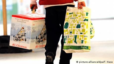 Γερμανία: Στόχος Χριστούγεννα με τζίρο άνω των 100 δισ. ευρώ