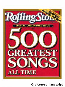 50 Jahre Musikmagazin Rolling Stone COVER (picture-alliance/dpa)