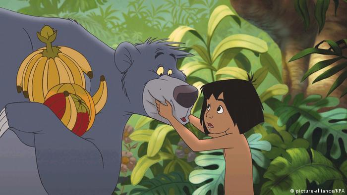 Filmstill Das Dschungelbuch 2 (picture-alliance/KPA)