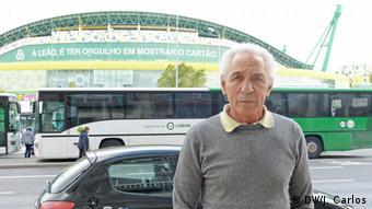 Auszeichnung Hilario da Conceicao Lissabon