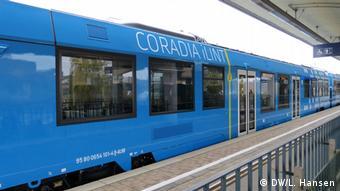 Brennstoffzellen-Zug Alstom iLint