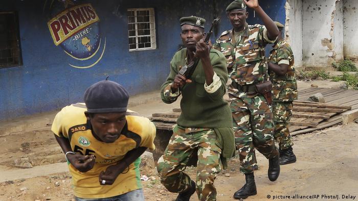 Burundi Symbolbild Ermittlungen Internationaler Strafgerichtshof