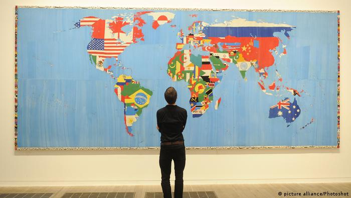 Alighiero Boetti: Game Plan in der Tate Modern (picture alliance/Photoshot)