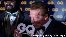 Deutschland GQ Men of the year 2017 Arnold Schwarzenegger