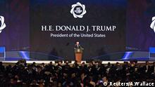 Donald Trump APEC CEO Gipfel Vietnam
