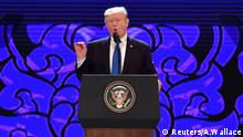 Donald Trump in Vietnam APEC CEO Gipfel neu
