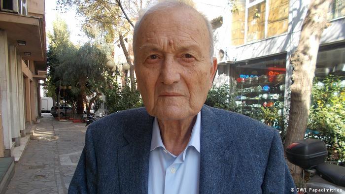 Kostas Barbantonakis (DW/J. Papadimitriou)