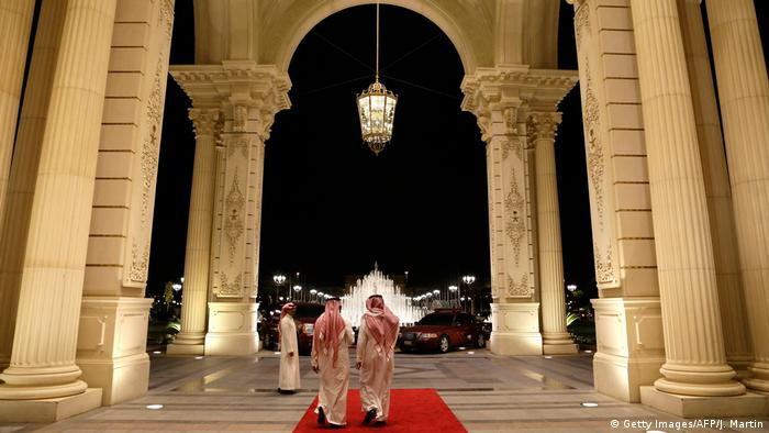 Ritz-Carlton in Saudi Arabien (Getty Images/AFP/J. Martin)