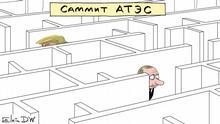 Verwirrungen über das Treffen zwischen Trump und Putin bei dem APEC-Gipfel
