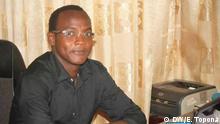 Ciré Baldé - Guinea-Conakry-Journalist