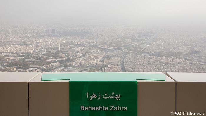 Luftverschmutzung (FARS/S. Sahranavard)