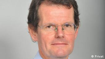 David Pencheon - Direktor für National Sustainable Development Unit for Health and Social Care in England (Privat)