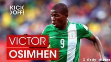 Osimhen beim U17 World Cup