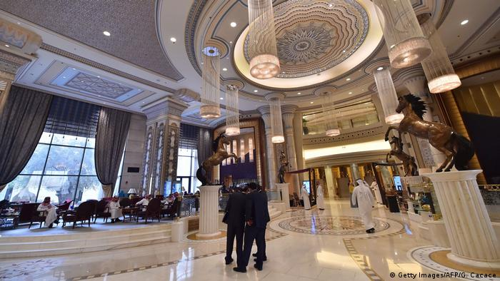 Ritz-Carlton in Saudi Arabien (Getty Images/AFP/G. Cacace)