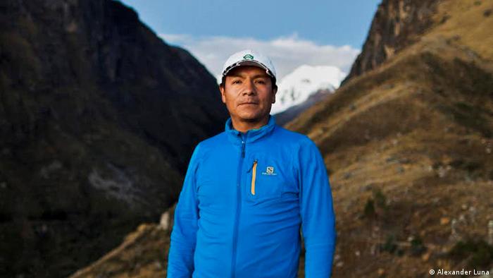 Peru Huaraz Saul Luciano Liuya